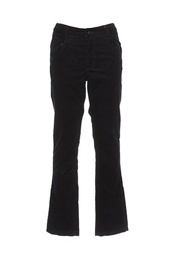 Pantalon casual noir ICEPEAK pour homme