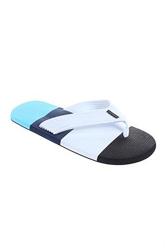 icepeak chaussures homme de couleur blanc