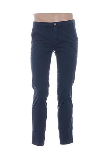 Pantalon casual bleu COLMAR pour homme