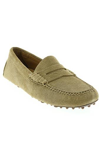 fairmount chaussures femme de couleur beige