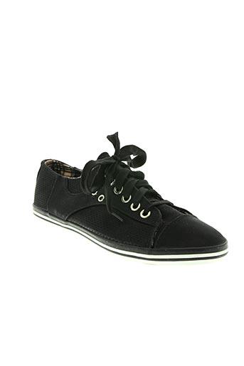 sport chaussures femme de couleur noir