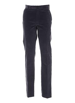Pantalon casual gris HACKETT pour homme