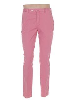 Pantalon casual rose HACKETT pour homme