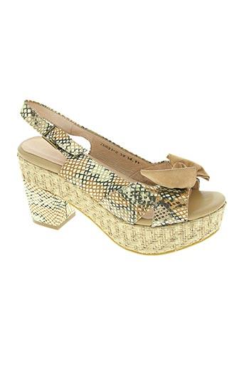 couleur pour p chaussures femme de couleur beige