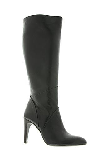 zinda chaussures femme de couleur noir