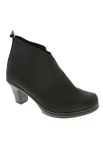 Bottines/Boots noir BERNIE MEV pour femme
