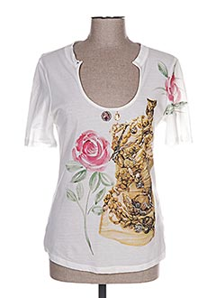 Produit-T-shirts-Femme-DANIELA DALLAVALLE