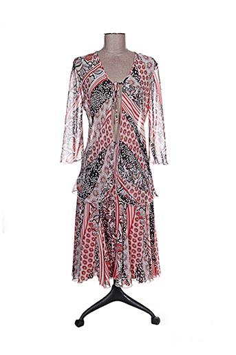 Veste/jupe rouge JEAN DELFIN pour femme