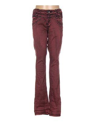 Jeans skinny rose GARCIA pour fille
