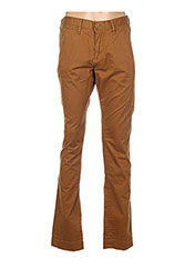 Pantalon casual marron TEDDY SMITH pour garçon seconde vue