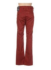Pantalon casual marron TEDDY SMITH pour garçon seconde vue