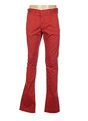 Pantalon casual rouge TEDDY SMITH pour garçon seconde vue