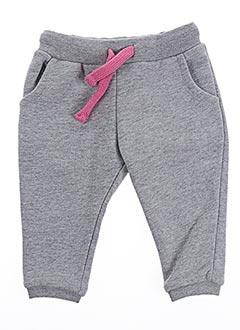 Jogging gris GUESS pour fille
