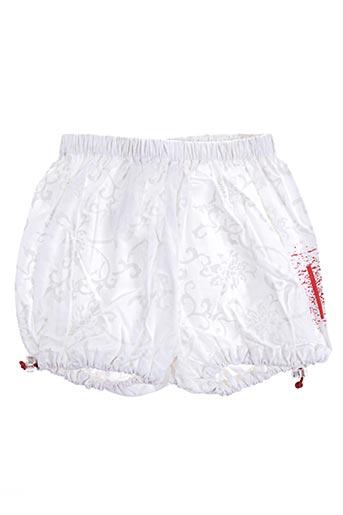 Short blanc KENZO pour fille
