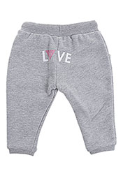 Jogging gris GUESS pour fille seconde vue