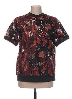 Produit-T-shirts-Femme-VALERIE KHALFON