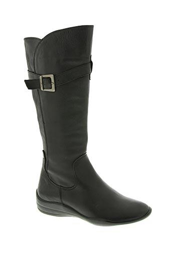 pratik chaussures femme de couleur noir