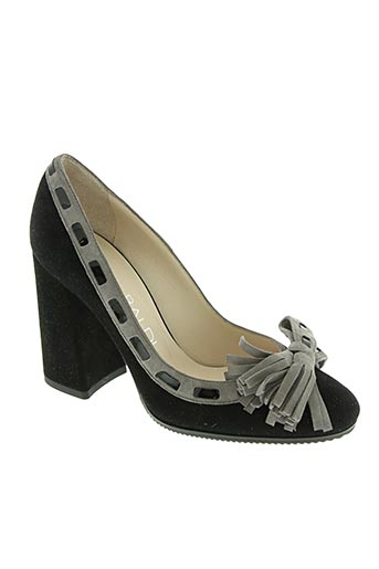 lella baldi chaussures femme de couleur noir