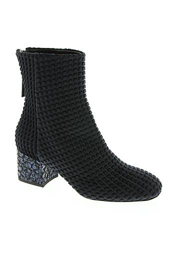 goffredo fantini chaussures femme de couleur bleu