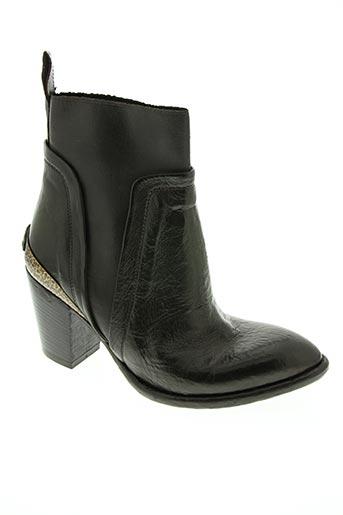 ducanero chaussures femme de couleur marron
