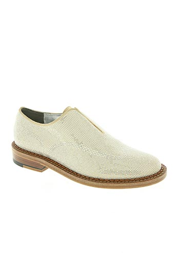 robert clergerie chaussures femme de couleur beige