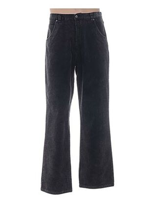 Pantalon casual gris TITUS pour homme