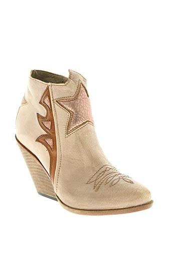 area forte chaussures femme de couleur rose