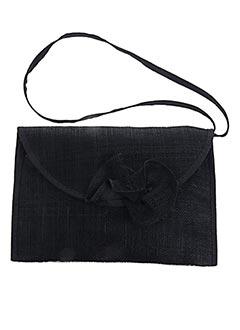 Pochette noir BOCAGE pour femme