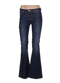 Jeans bootcut bleu PINKO pour femme