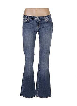 Jeans coupe large bleu BLUE CULT pour femme