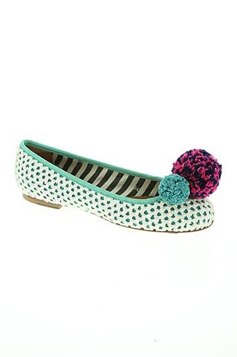missoni chaussures femme de couleur vert