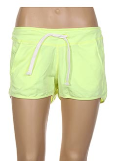 Produit-Shorts / Bermudas-Femme-FRENCH TERRY