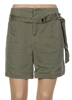 Produit-Shorts / Bermudas-Femme-SET