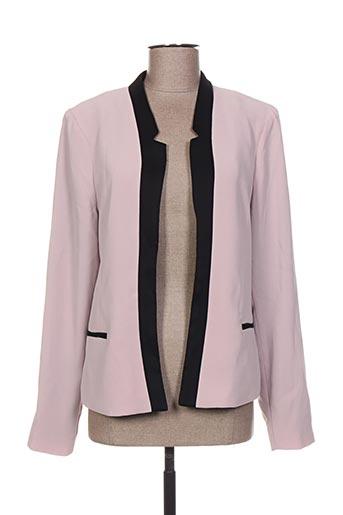 Veste chic / Blazer rose MAISON SCOTCH pour femme
