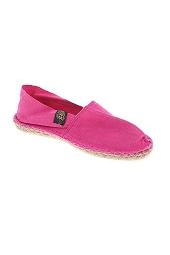 art of soule chaussures femme de couleur rose