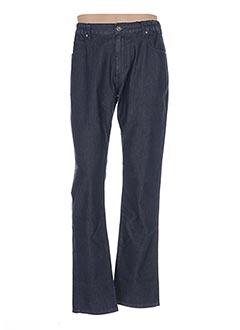 Pantalon casual bleu TBS pour homme