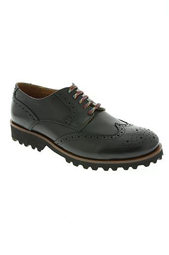 florentino chaussures homme de couleur noir