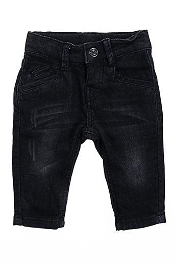 Jeans coupe droite gris 3 POMMES pour garçon