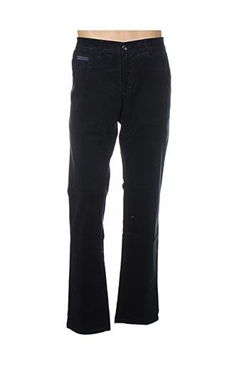 Pantalon casual bleu COUTURIST pour homme