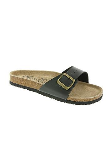 cassis cote d'azur chaussures femme de couleur noir