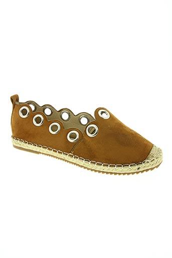 cassis cote d'azur chaussures femme de couleur marron