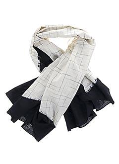 Foulard noir DENOVEMBRE pour femme