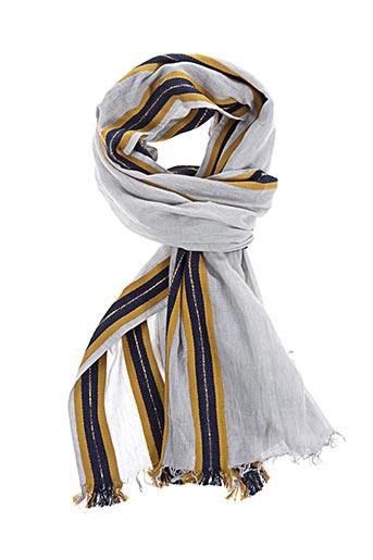 Foulard gris INOUI TOOSH pour femme