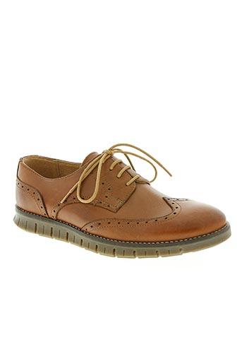 orlando chaussures homme de couleur marron