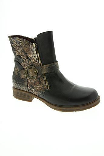 laura vita chaussures femme de couleur noir