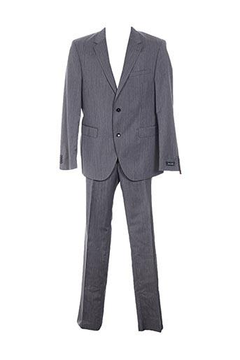 Costume de ville gris BENVENUTO pour homme