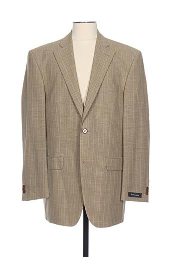 Veste chic / Blazer beige BENVENUTO pour homme
