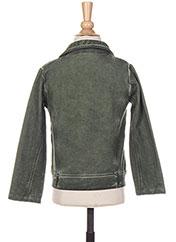 Veste casual vert BOBOLI pour fille seconde vue