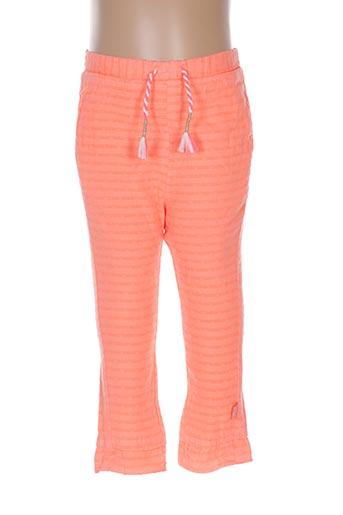 Pantalon casual orange BILLIEBLUSH pour fille