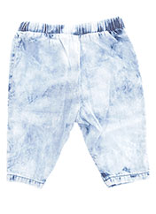 Pantalon casual bleu BILLIEBLUSH pour fille seconde vue